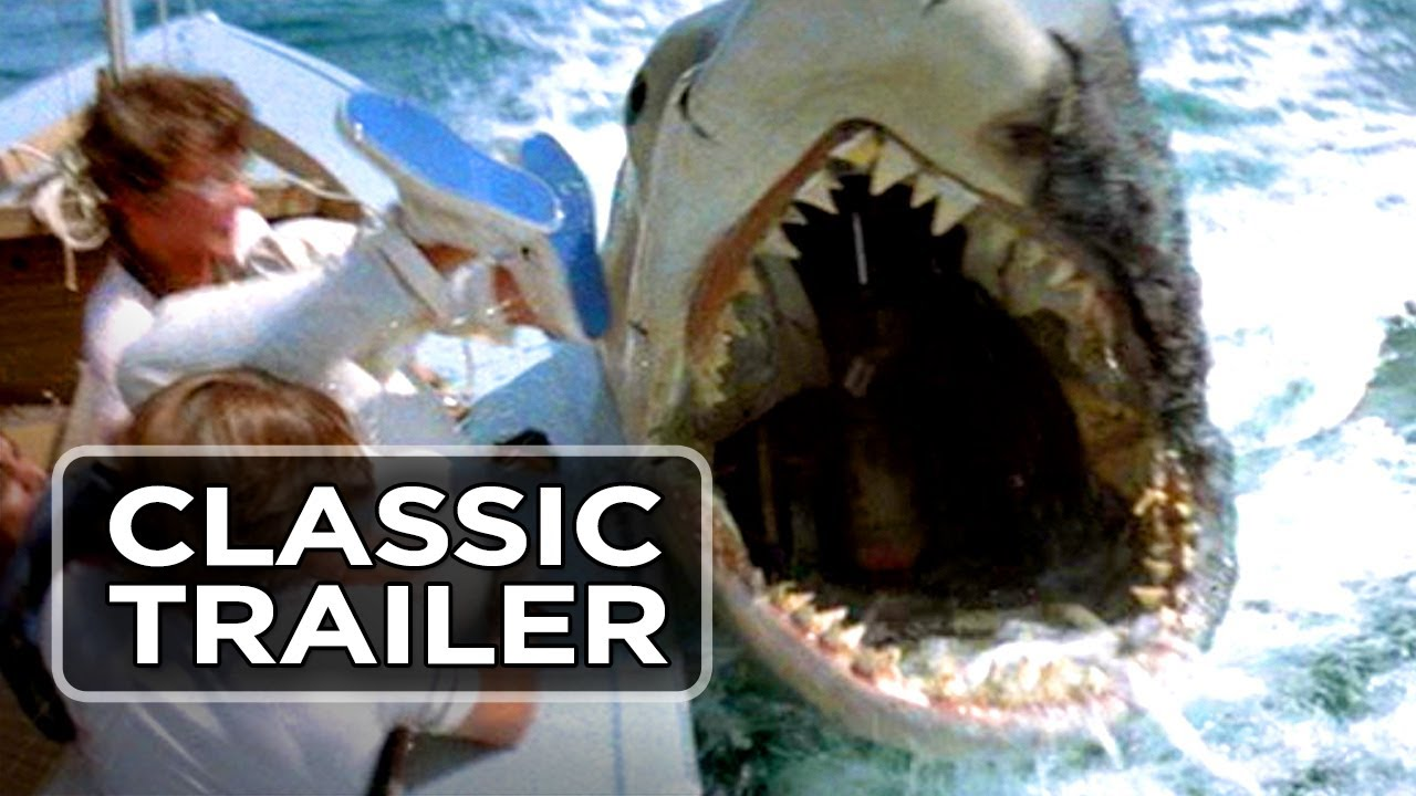 Jaws 2 Official Trailer 1 Roy Scheider Movie 1978 Hd Youtube