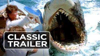 Jaws 2 Official Trailer #1 - Roy Scheider Movie (1978) HD
