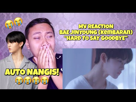 "MV REACTION #75 - BAE JIN YOUNG ""HARD TO SAY GOODBYE"" [INA REACTION]"