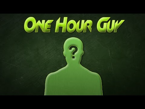 OneHourGuy Face Reveal And Q&A - 5000 Subscribers