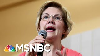 How WeWork Founder's Payout Is Proving Elizabeth Warren's Point | Velshi & Ruhle | MSNBC
