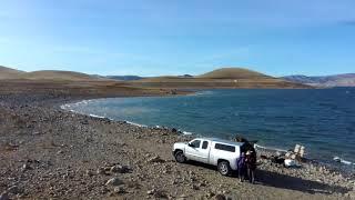 San Luis Reservoir Dec 31 2020