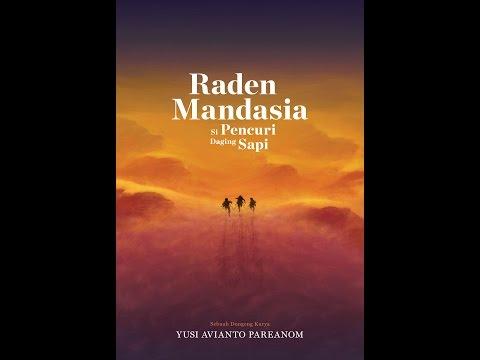 Book Talk Elshinta TV di POST Pasar Santa: Raden Mandasia Si Pencuri Daging Sapi