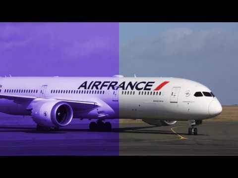 Boeing 787 Dreamliner Air France