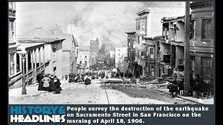 May 27, 1907: Bubonic Plague Hits San Francisco, Again!