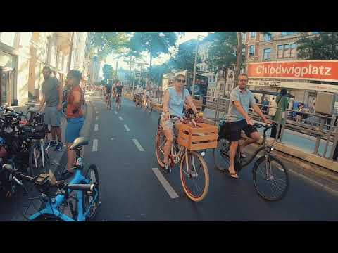 Critical Mass Köln - Juni 2019
