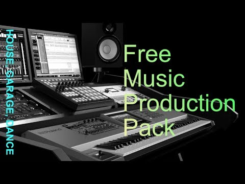 FREE (Naughty Boy) music production files | House, UK Garage, Dance Project