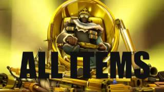How To Unlock All Items In Team Fortress 2