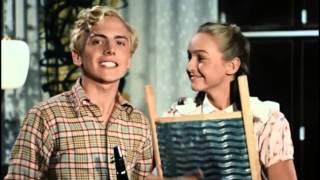Far til fire og ulveungerne (1958) - En vaskeægte skiffle (Neumann, Møller Jensen & Grethe)
