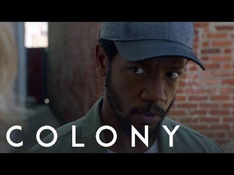 Colony on USA Network  Season 2: Tory Kittles