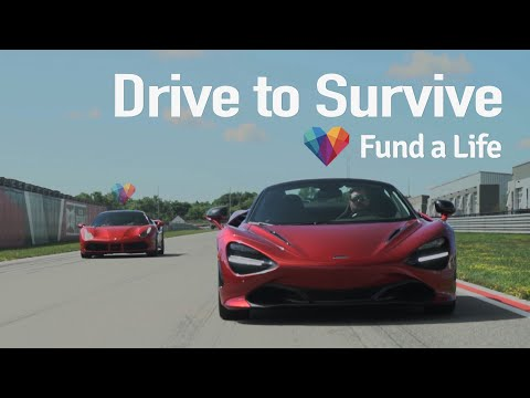 Fund a Life - Drive2Survive 2020 | Event Promo