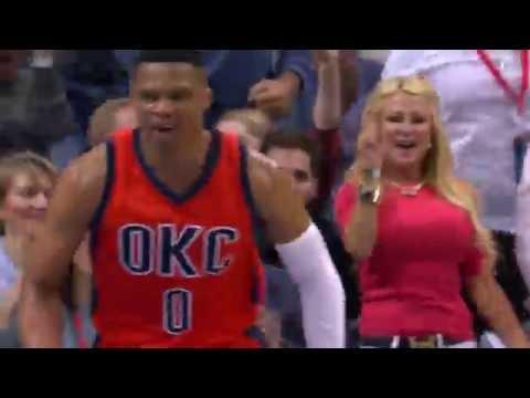 Oklahoma City Thunder's Top 10 Plays of the 2015-2016 Season