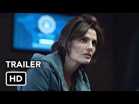 Absentia Season 3 Trailer (HD) Stana Katic series