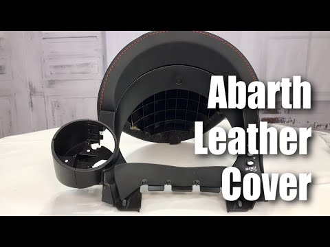 Does The Fiat 500 Abarth Leather Instrument Cluster Cover Fit The Fiat 500 Pop?