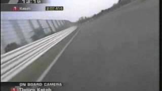 加藤大治郎 鈴鹿 2001年 MotoGP Legend Daijiro Kato Suzuka Onboard HONDA NSR250