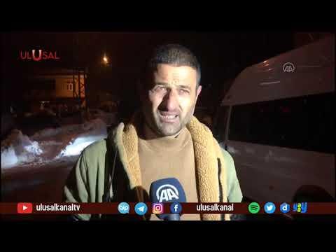 Bitlis'te askeri helikopter nasıl düştü? Görgü tanığı kazayı anlattı