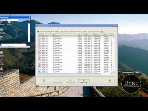 Duplicate Cleaner Find Duplicate Files And Delete By Britec