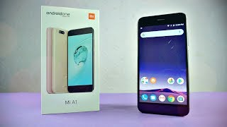 Xiaomi Mi A1 (Android One Phone) - Unboxing & First Look! (4K)