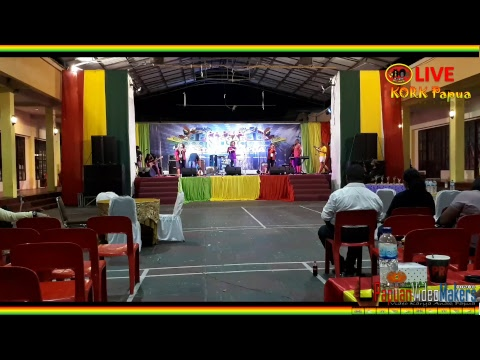 FINAL PAPUA REGGAE COMPETITION 2018 | #papuanvideomaker