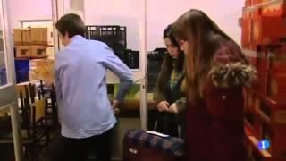 Voluntariat Manyanet Sant Andreu-Informatiu TVE