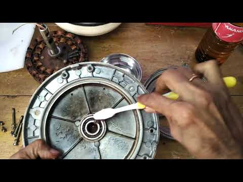How to Repair a Jam Ceiling Fan in Hindi