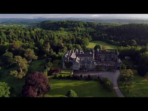 Parkanaur Manor House Dungannon Co.Tyrone Northern Ireland.