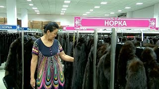 Меховая ярмарка «Шубамания» снова в Шымкенте