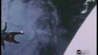 Longest Freefall & 2nd Highest Skydive ( way to go Felix B.)
