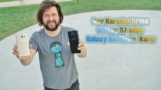 Dev Karşılaştırma: Galaxy S7 edge Galaxy S8 Plus