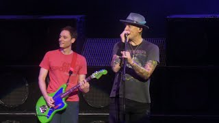 """Adams Song & All Small Things(Fan Plays Guitar Onstage)"" Blink 182@Columbia, MD 7/21/19"