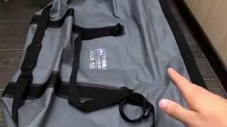 Подводная охота обзор водонепроницаемой сумки для подводной охоты Terra Incognita AQUA 100