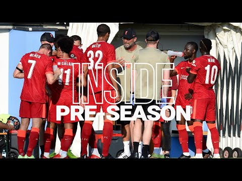 Inside Pre Season: Liverpool vs Mainz | Behind the scenes from Austria win