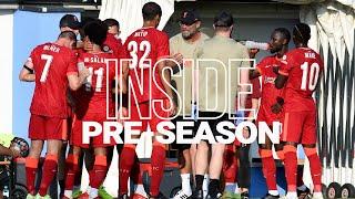 Inside Pre Season: Liverpool vs Mainz   Behind the scenes from Austria win