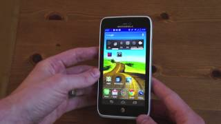 Motorola Atrix HD on AT&T Review