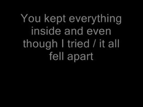 Linkin Park - In The End lyrics