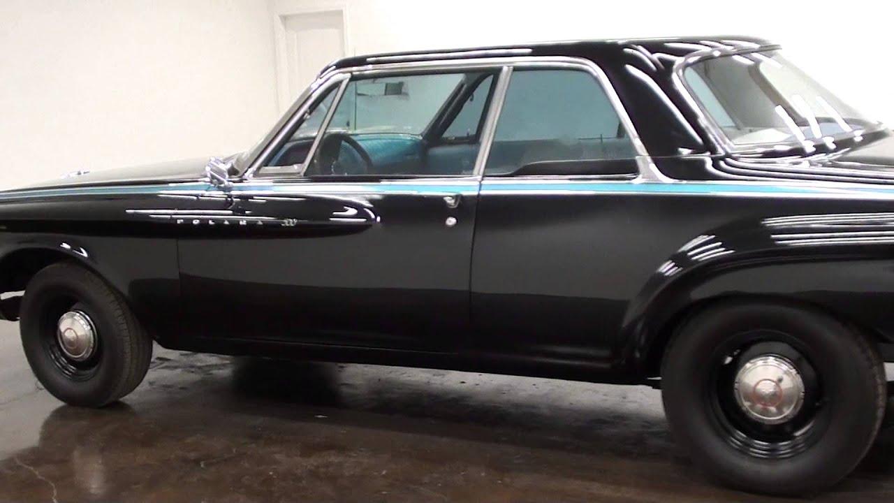 1962 Dodge Polara 500 Big Block - YouTube