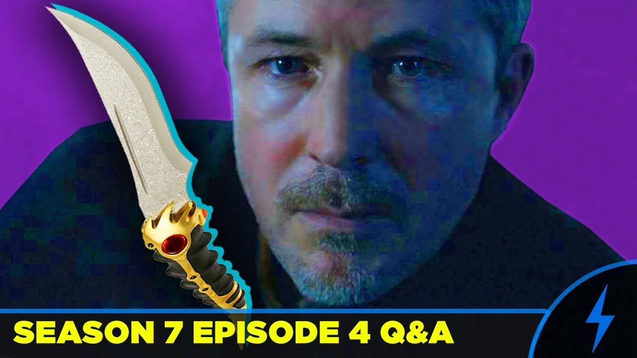 Download Game of Thrones - DAGGER EXPLAINED! - Season 7 Episode 4 Q&A (Littlefinger & Valyrian Steel Dagger)