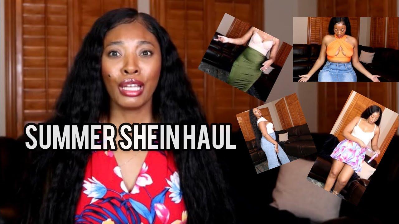 Shein Summer Haul
