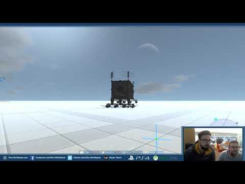 Community Showcase w/ Matt & Sam || TerraTech Community