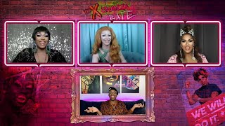 """The X Change Rate: """"All Stars"""" Season 5 Queens (Part 1)"""