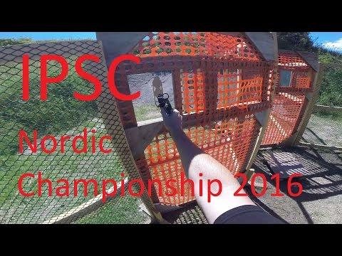 IPSC 2016 Copenhagen Open Squad 12 Open Div shooters