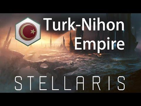 Stellaris - Human Turk-Nihon Empire - Ep 01 - The Stars Await