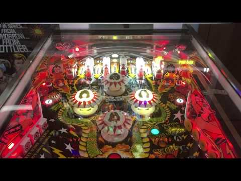 Bally KISS pinball 1979 restoration