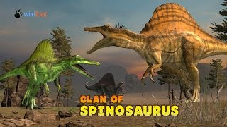 Clan of Spinosaurus By Wild Foot Games - Android / iOS - Gameplay HD