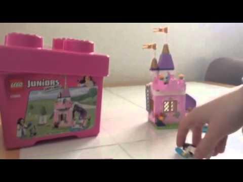 Lego Junior 10668 Easy To Build Girls Youtube