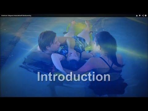 Lifeguard Backboarding by American Lifeguard Association®