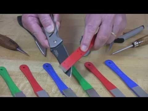 DMT Dia Sharp Mini Hone Diamond Sharpeners