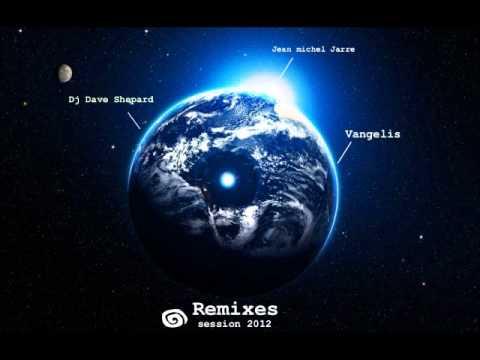 Jarre-Vangelis remixes SESSION 2012-Dj Dave Shepard