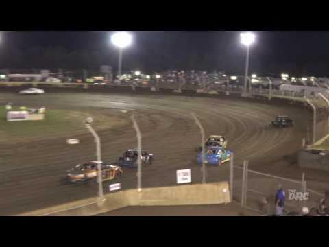 Kokomo Speedway | 10.15.16 | Kokomo Klash X | Hornets | Heat 4
