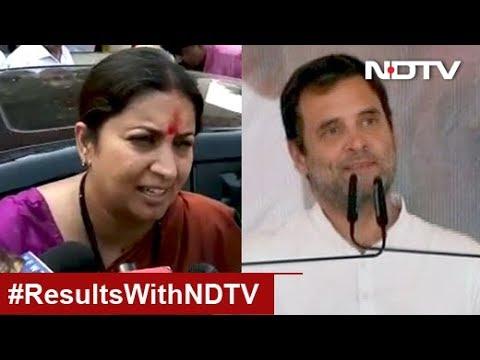 Election Results 2019: Uttar Pradesh का चुनावी विश्लेषण, Rahul के खिलाफ Smriti कितनी असरदार?